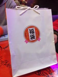 【SNH48】クリスマスに発売された福袋の中身をご紹介(^^)