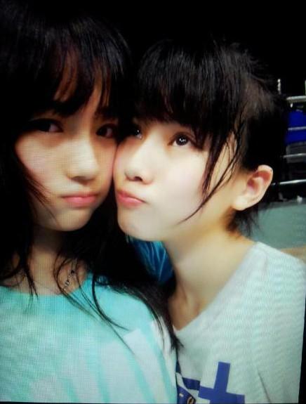 【SNH48】陳觀慧(シャオアイ)と趙嘉敏(SAVOKI)のプロフィールを更新しました