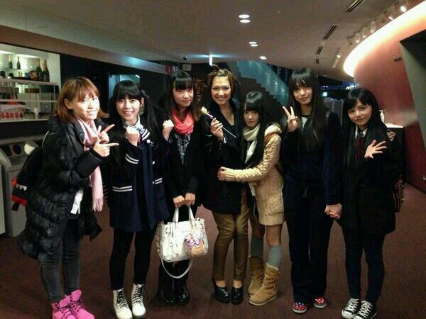 【SNH48】スースー、マネー、ルオルオ、菊ちゃん、シェンユー、瑠璃ちゃん日本へようこそ!