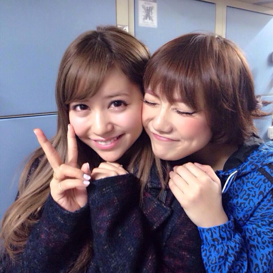 【SNH48】【河西智美】さえともツーショット(*´∀`*)