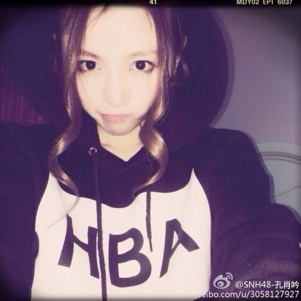 【SNH48】孔肖吟(コン・シャオイン)「どこに行っても心がつながっていればいい」とは・・・