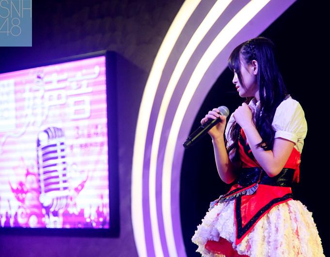 【SNH48】昨日のN2公演はソロ曲イベント(菊ちゃん、Adding(アディング)、守年(ショウニェン))