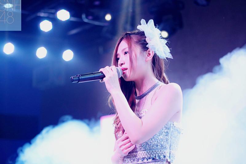 【SNH48】今日のS2公演のソロ曲イベントは孔肖吟(Bちゃん)、莫寒(momo)、徐晨辰(CC)