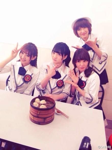 【SNH48】宮澤佐江(佐江ちゃん)と鈴木まりや(まりやんぬ)は今日は撮影三昧だったようです!