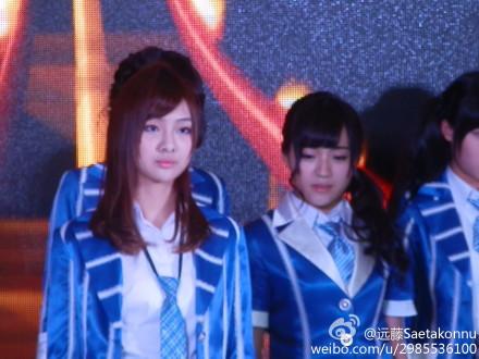 【SNH48】3月22日東方風雲榜イベント写真(その6:邱欣怡/湾湾)