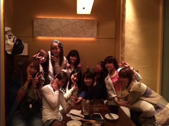 【河西智美】久々にAKB48の二期生が集合ヽ(*´∀`)ノ
