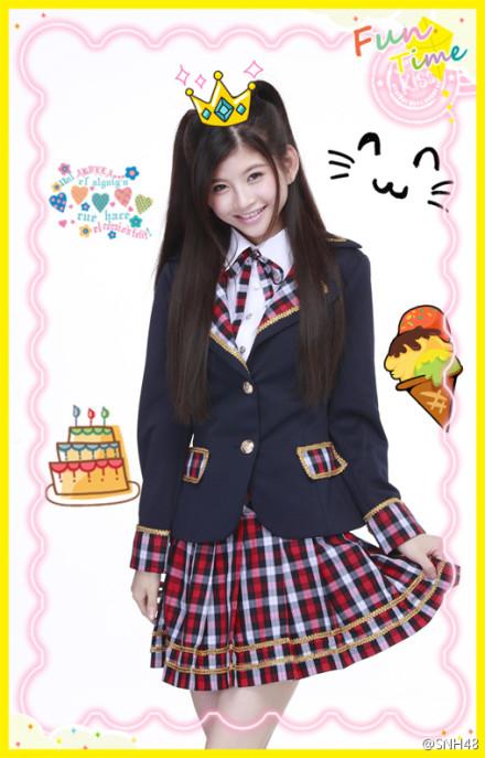 【SNH48】チームN2林思意(シャオスー)の生誕イベント写真まとめ