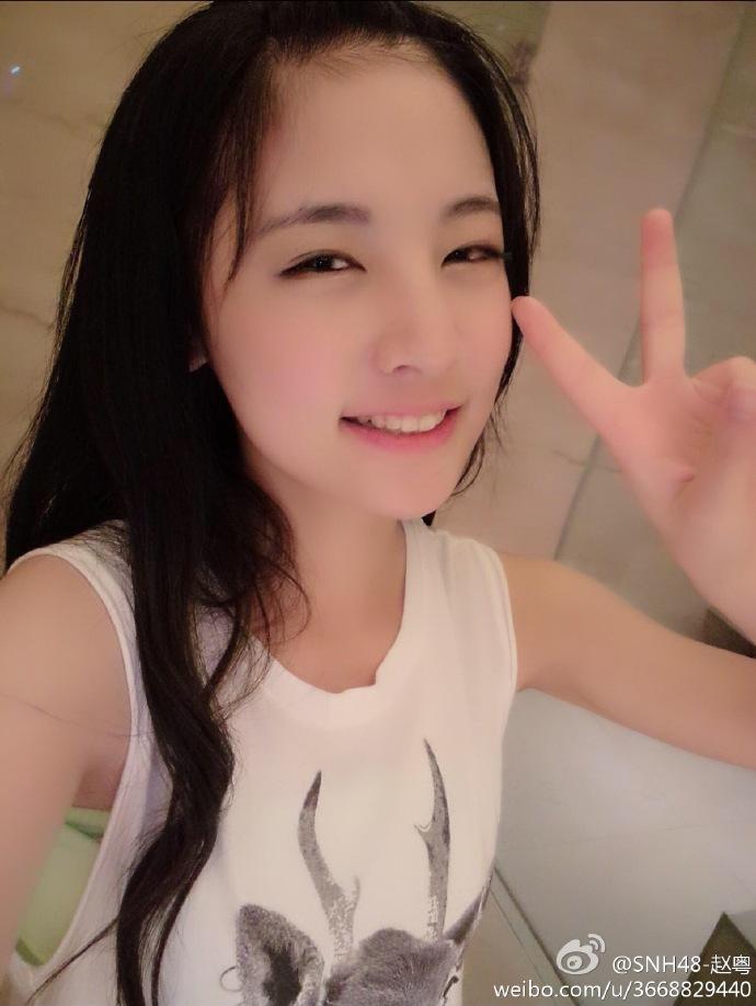 趙粵(チャオ・ユエ)-SNH48-Wiki