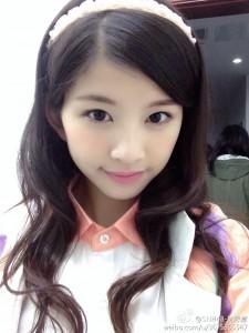 【SNH48】林思意(シャオスー)のプロフィールを更新しました