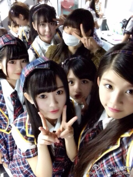 【SNH48】「逆上がり」初公演後にチームN2メンバーが更新した中国版Twitter画像のまとめ