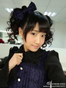 【SNH48】李藝彤(リー・イートン/バイファーカー、イーちゃん)のプロフィール更新しました!