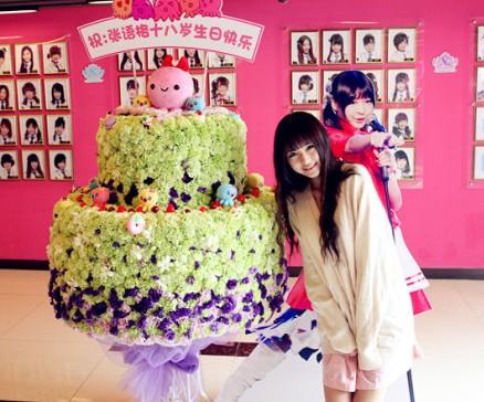 【SNH48】TAKOちゃん(張語格)誕生日おめでとう!(イベントの写真まとめ)