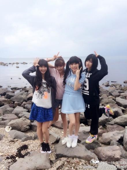 【SNH48富山情報】ニュース番組でSNH48が紹介されました!!
