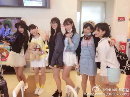 【SNH48超速報】本日来日!高岡市(富山)での訪問先情報が発表されました!!