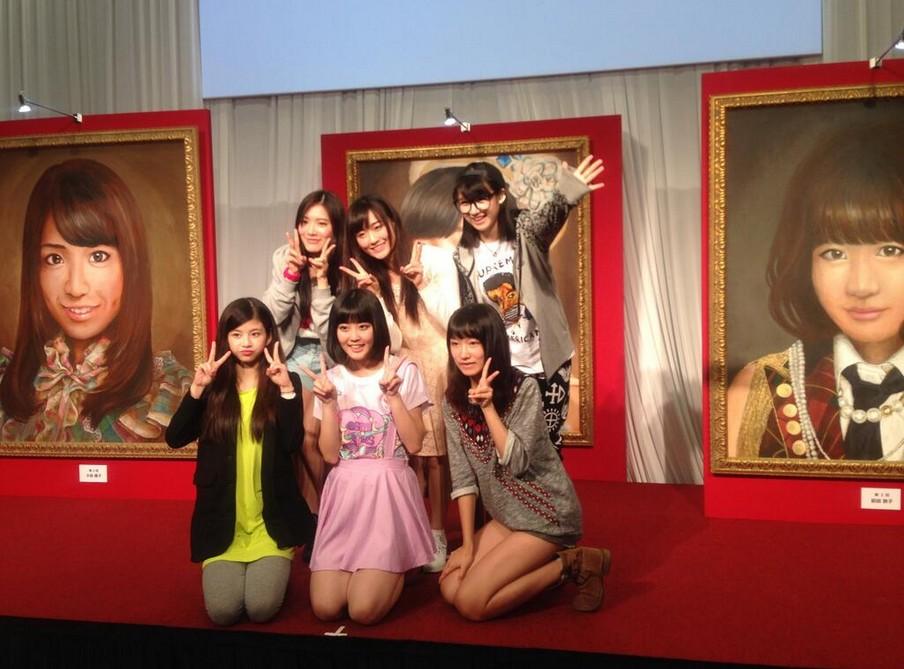 AKB48選抜総選挙ミュージアムにSNH48メンバーがやってきた!(現地レポ)
