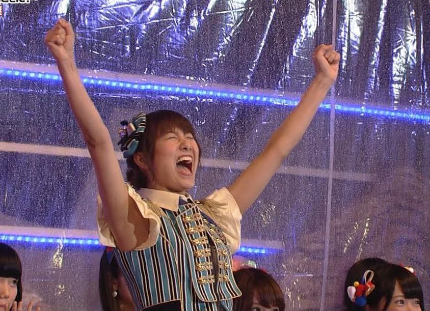 【AKB48選抜総選挙】佐江ちゃん12位おめでとう!!