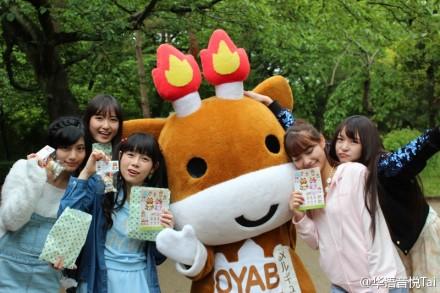 【SNH48】富山で撮影された『一心向前』ショートムービーのメイキングビデオ配信中!