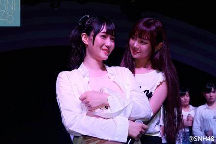 SNH48のエース趙嘉敏(SAVOKI)16才の生誕公演画像まとめ