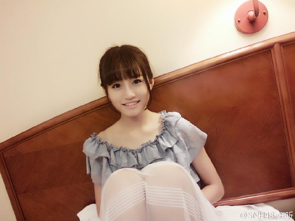 SNH48の次期センター候補!張昕(ジャン・シン/ななこ)のプロフィールを更新しました!