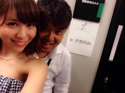 【河西智美】TBS『音楽の日』で新曲初披露!深夜2時~3時ころに出演!