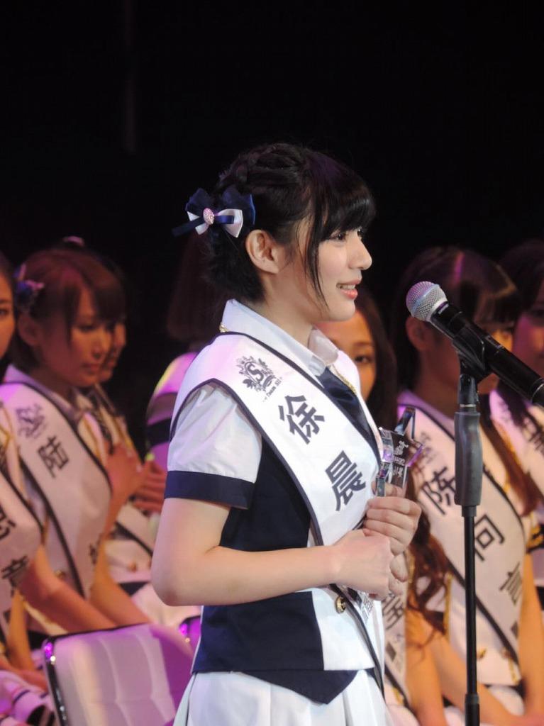 【SNH48選抜総選挙レポート<4>】選抜総選挙開票イベント16位~12位発表まで