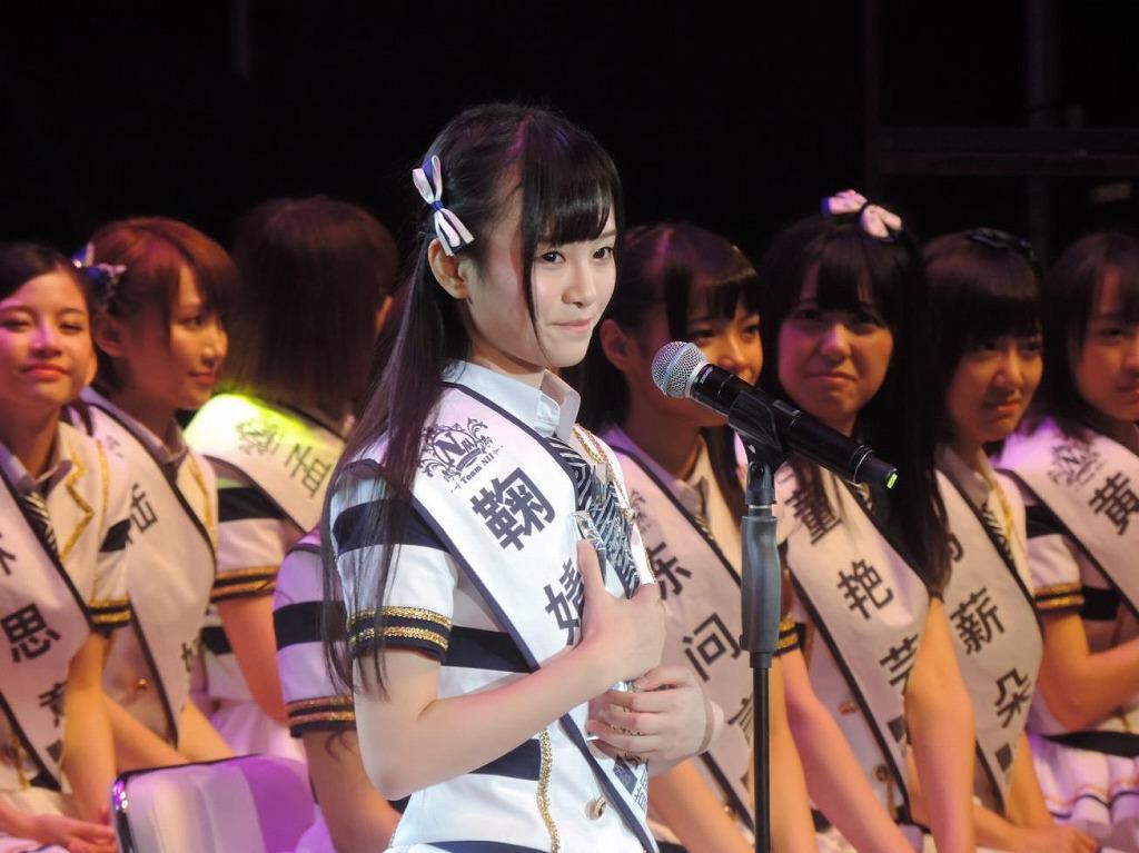 【SNH48選抜総選挙レポート<6>】選抜総選挙開票イベント7位~4位発表まで