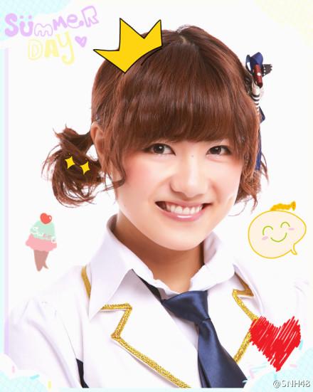 佐江ちゃん誕生日おめでとう!SNH48メンバーからのお祝いメッセージまとめ