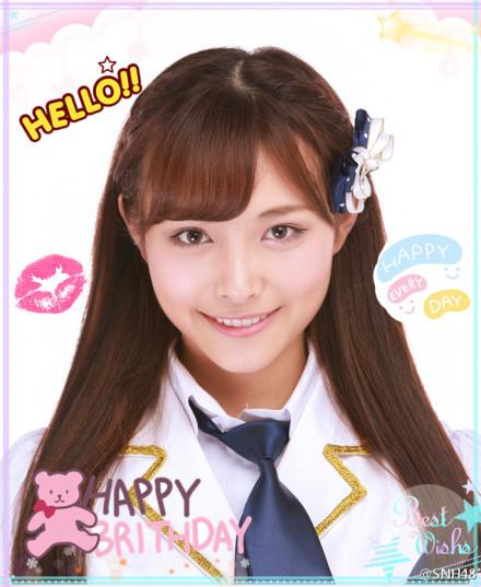 【SNH48】許佳琪(KIKI)誕生日おめでとう!!写真35枚をアップしました(´∀`)