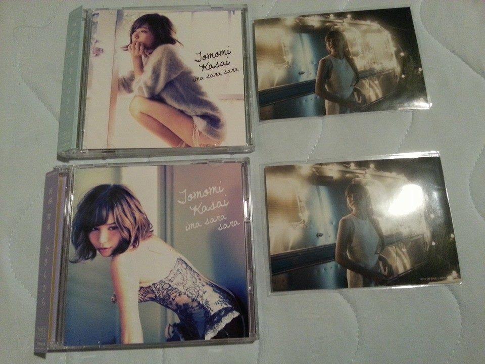 【河西智美】『今さらさら』本日発売!!9月20日、21日に握手会あり!