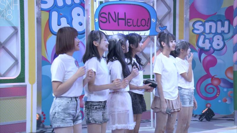 【SNH48を初めて見る人に超オススメ】中国版AKBINGO『SNHello』第1回~第9回まとめ