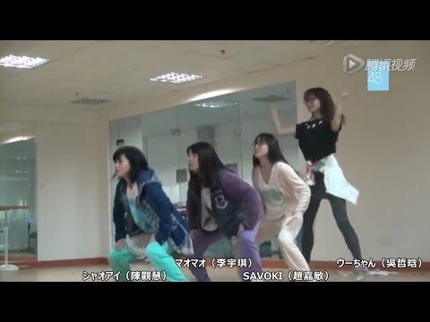 【SNH48】シャオスー(林思意)N2隊長代理頼んだでー!!