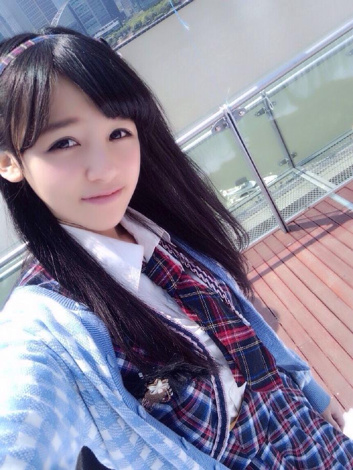 """""""SNH48を一番愛する小悪魔的美少女""""曾艷芬(ルリちゃん)のプロフィールを更新しました!"""