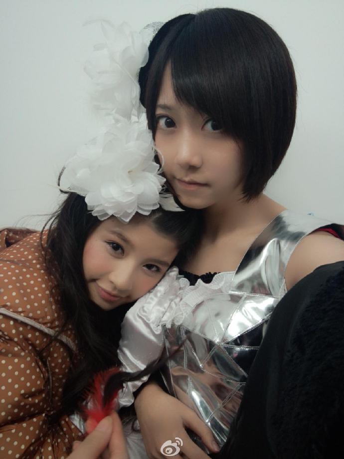 【SNH48】自称「IQ(知能指数)140の知的アイドル」馮薪朵(ナナシ)のプロフィールを更新!