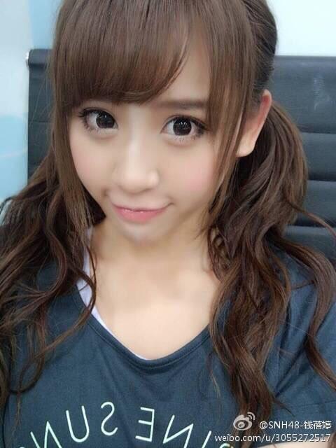 """【SNH48】錢蓓婷(チェン・ペイティン)日本応援会Facebookで""""マネー""""を応援しよう!!"""