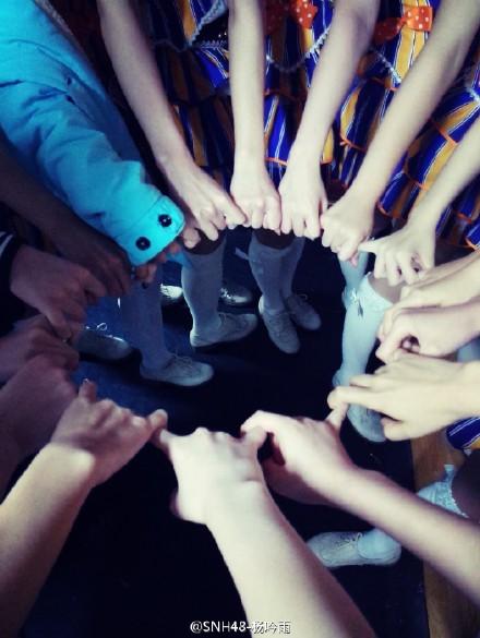 【SNH48】再見!チームH2の絆は永遠に。楊吟雨(夏奈)最後のBlue rose