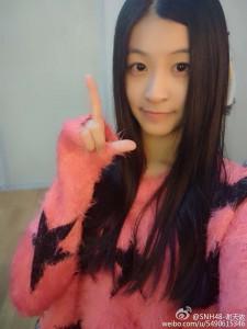 SNH48-谢天依