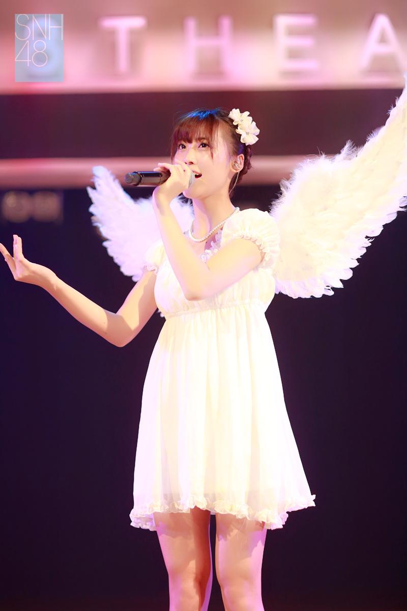 【SNH48】龔詩淇(じゅうなな)生誕祭はソロで『初日』を披露