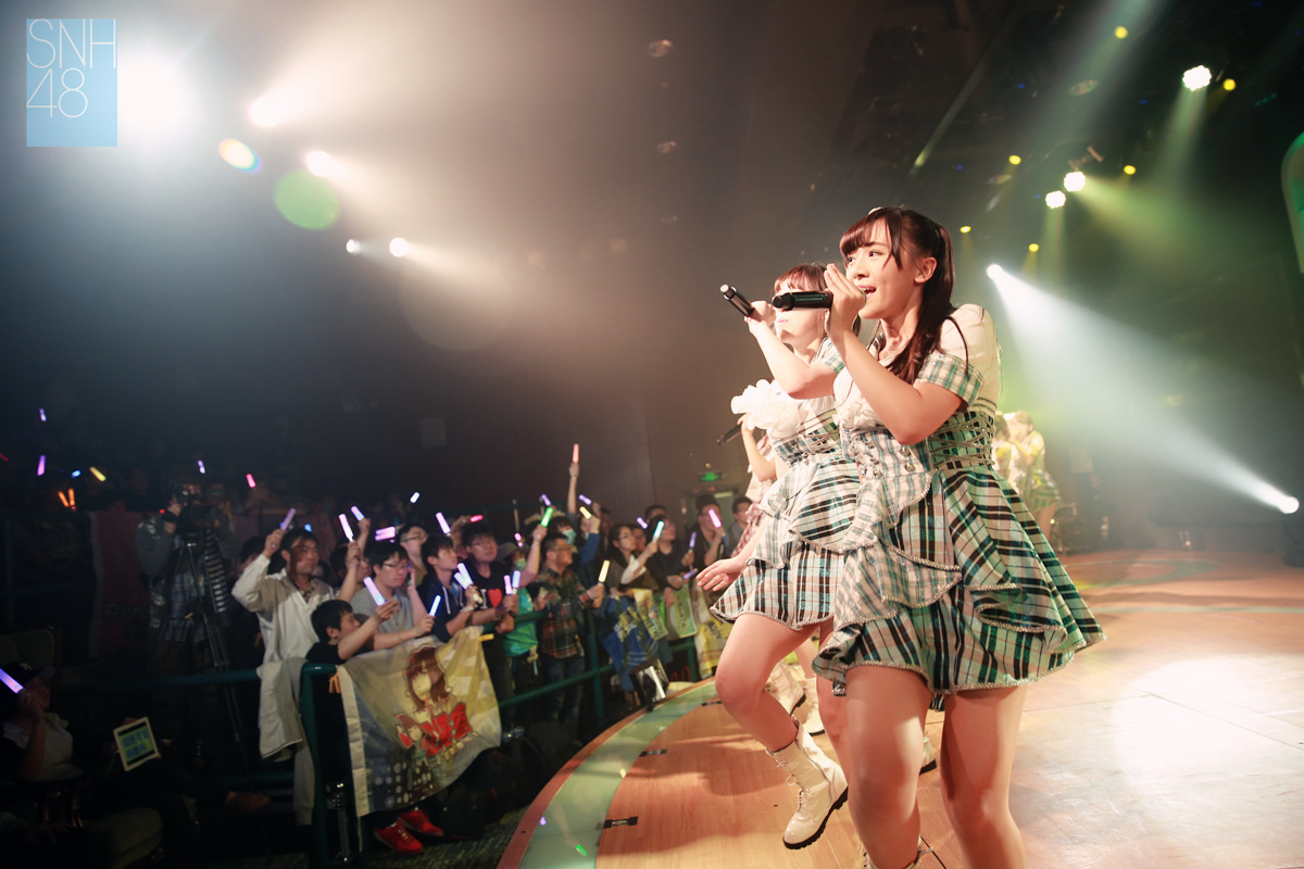 【SNH48】チームN2の『僕の太陽』公演が素晴らしすぎて感動ヽ(;▽;)ノ