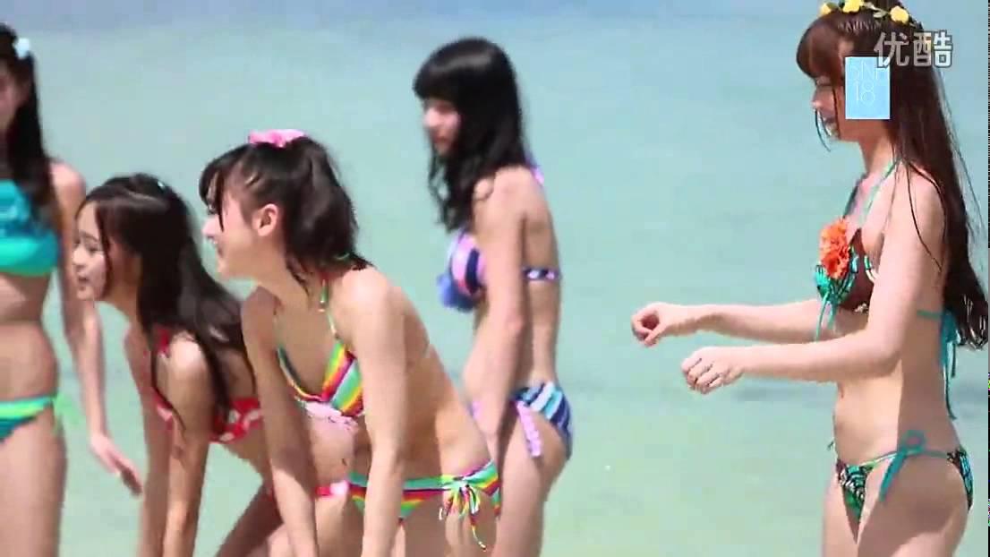 【必見!超セクシー】SNH48『真夏のSounds good』MVオフショット映像配信中!