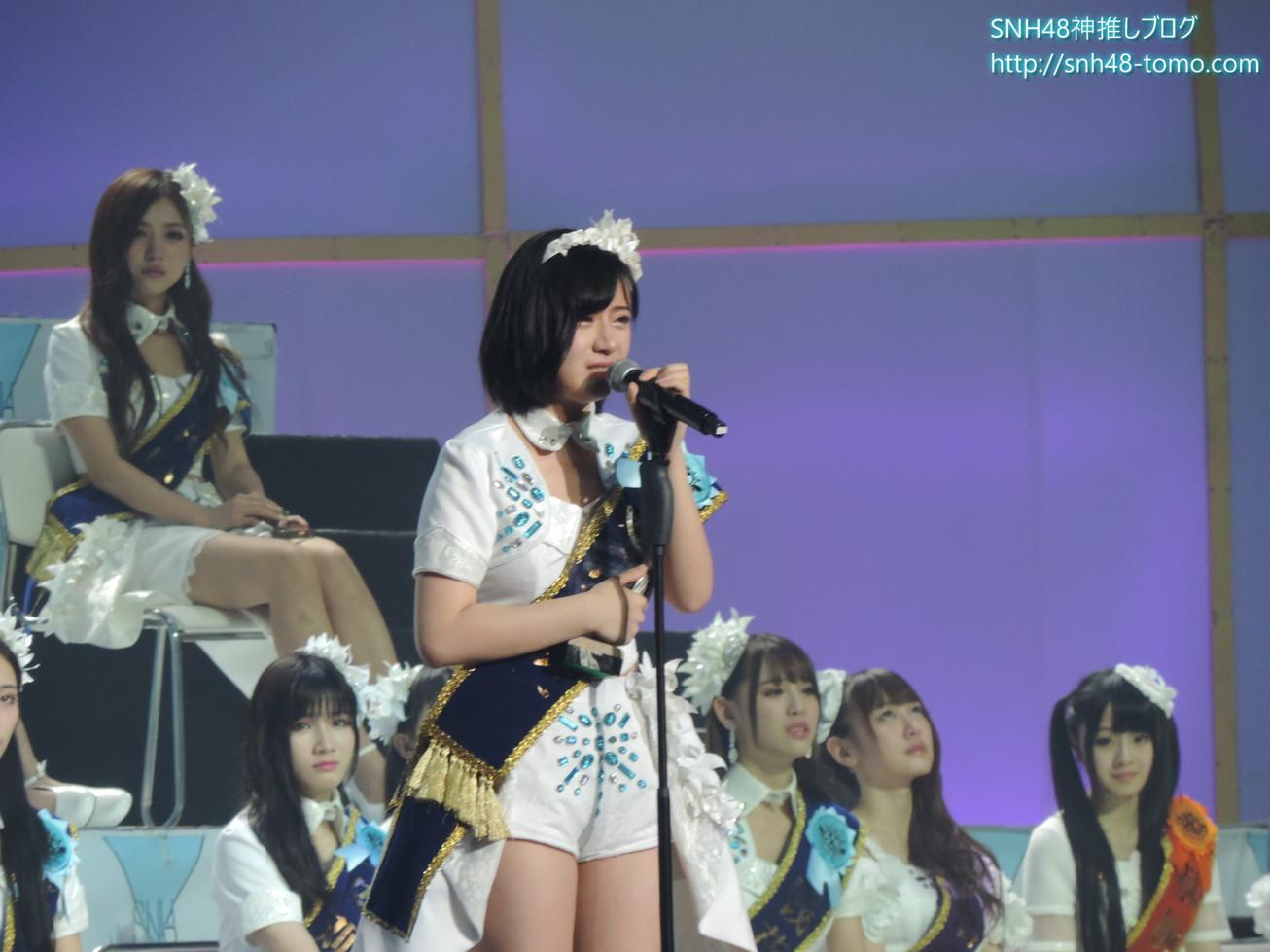 snh48第二回総選挙_801