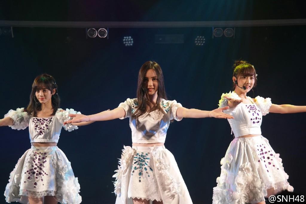 【SNH48】重大発表はまさかのユニット「セーヌ川」のみだった件(;´д`)