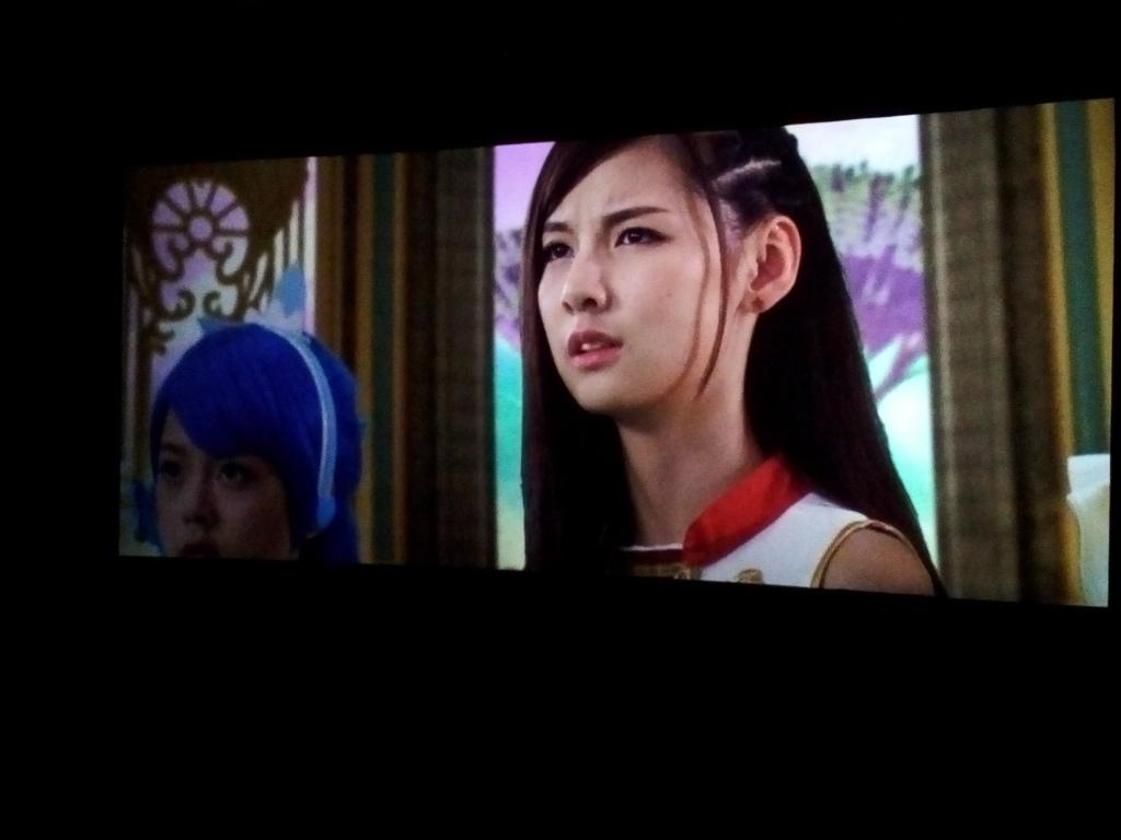 【SNH48】趙粵(AKIRA/ユーミー)主演『バララフェアリーズ3』を現地で見てきた!
