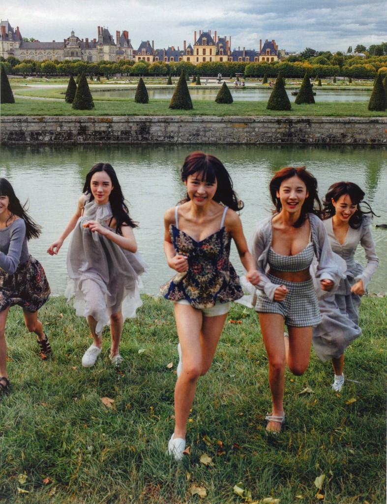 驚愕!!推定GカップSNH48チャオ・ユエ(趙粵/ユーミー)の写真がすごすぎる件