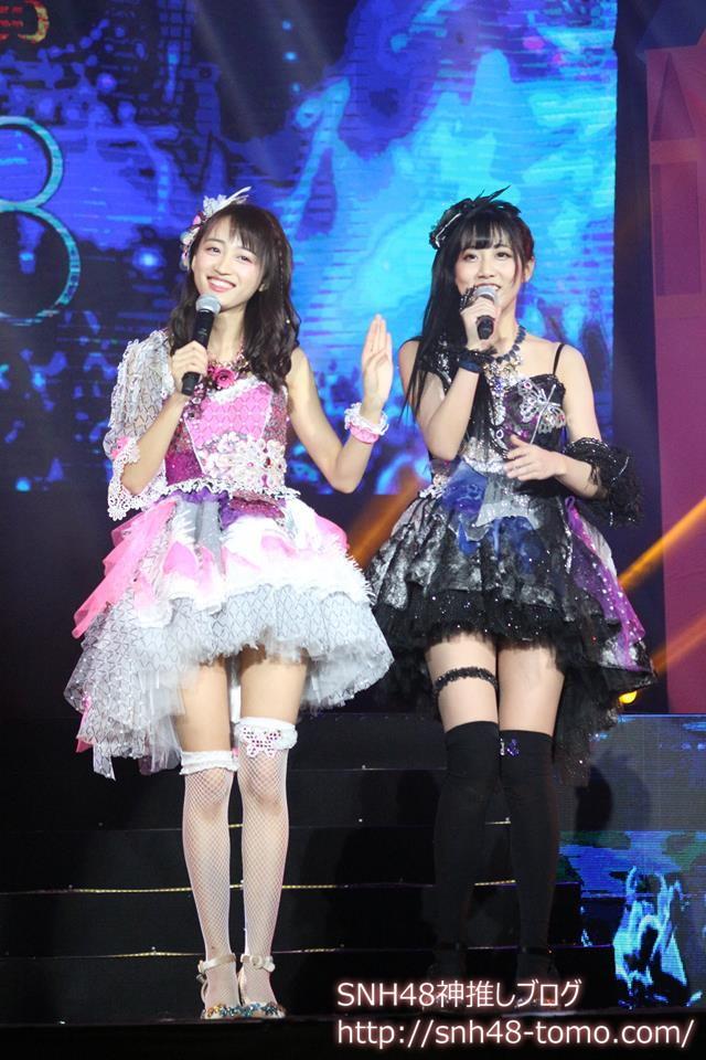 【イベント写真集】SNH48第二回リクエストアワーセットリストBest30 & 握手会