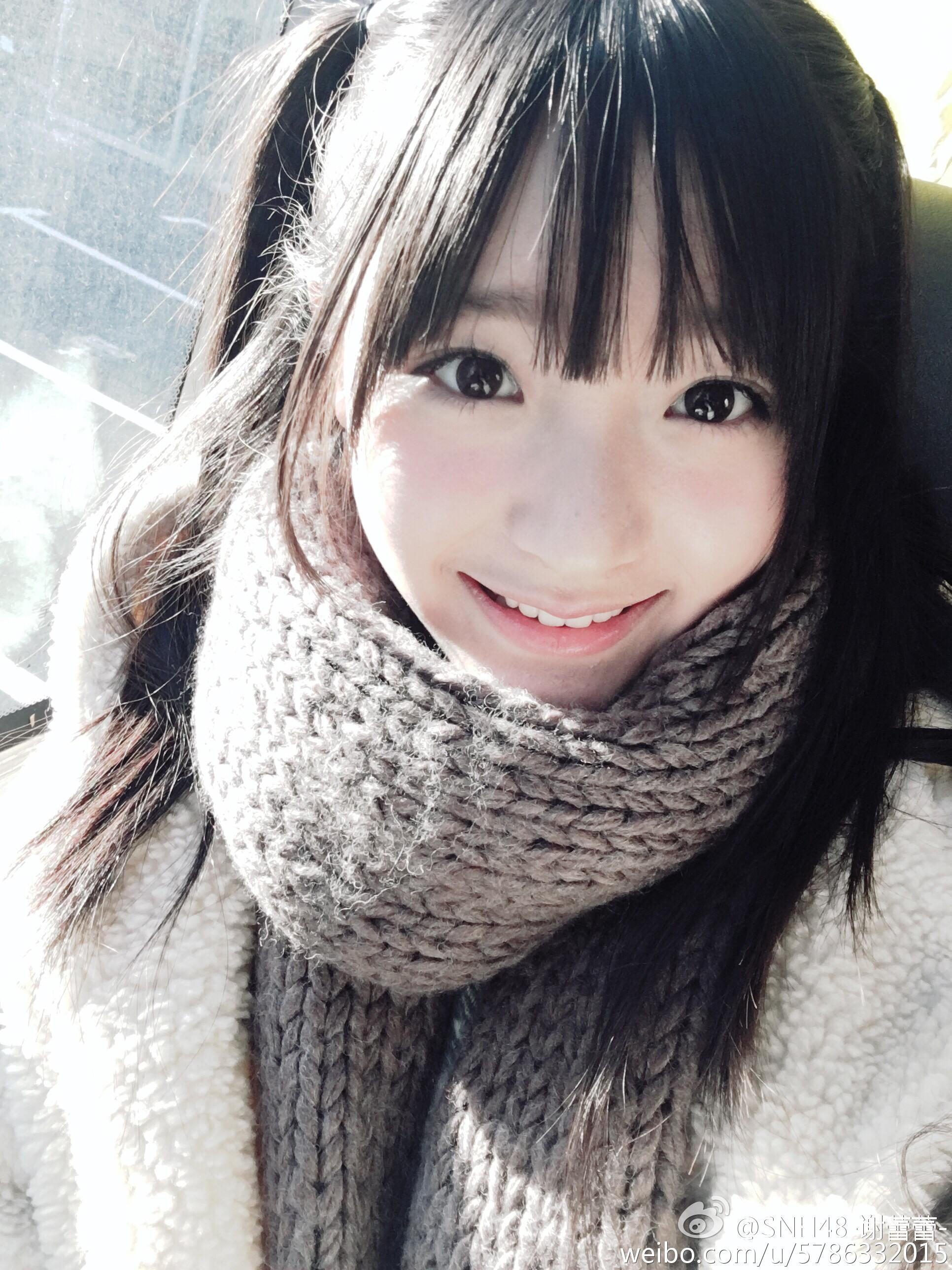 中国四千年の次は何万年??SNH48チームXII謝蕾蕾(レイレイ)の可愛すぎる画像まとめ70枚