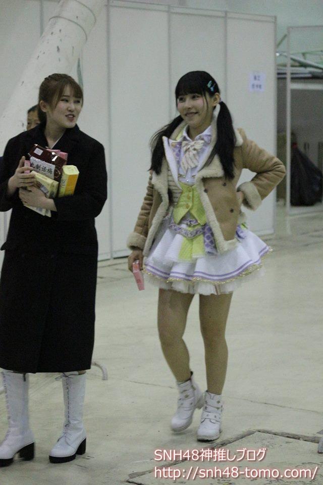 SNH48握手会会場_09