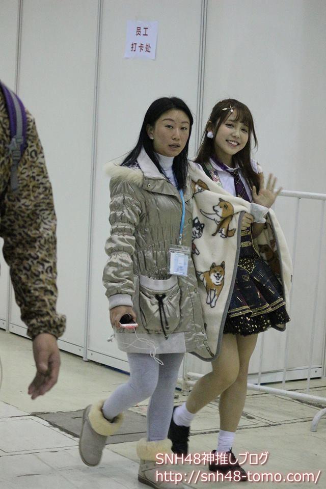 SNH48握手会会場_10