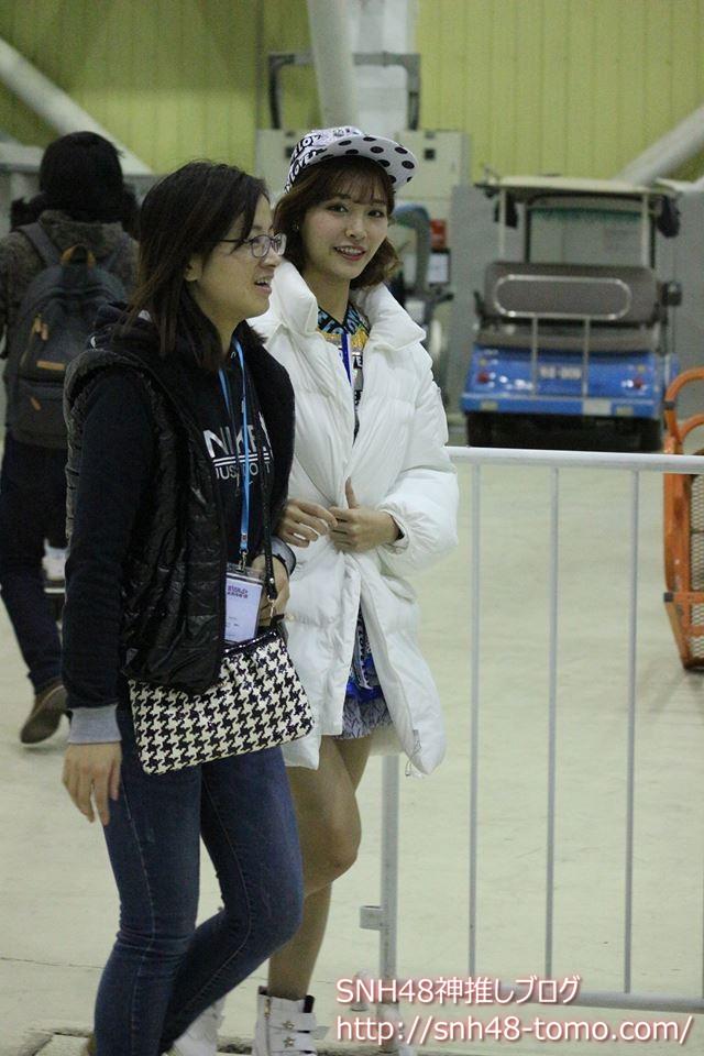 SNH48握手会会場_12