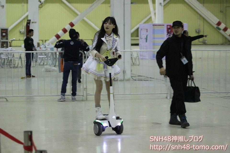 SNH48握手会会場_16
