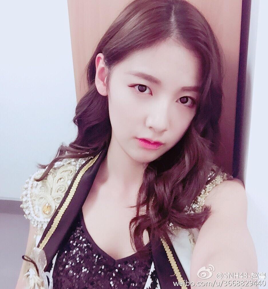 【SNH48握手会レポ】No.1セクシーアイドル『趙粵(チャオ・ユエ)』編